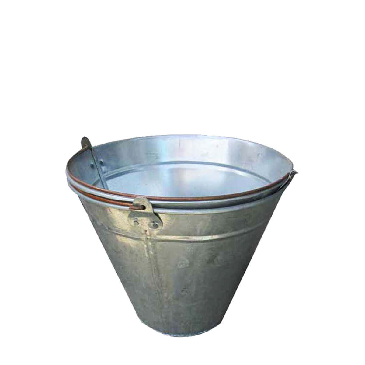 سطل بنایی گالوانیزه