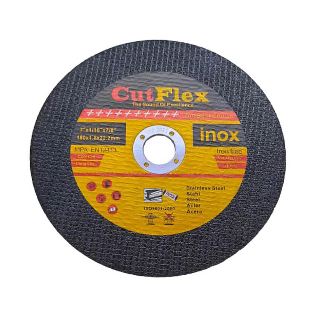 استیل بر Cutflex