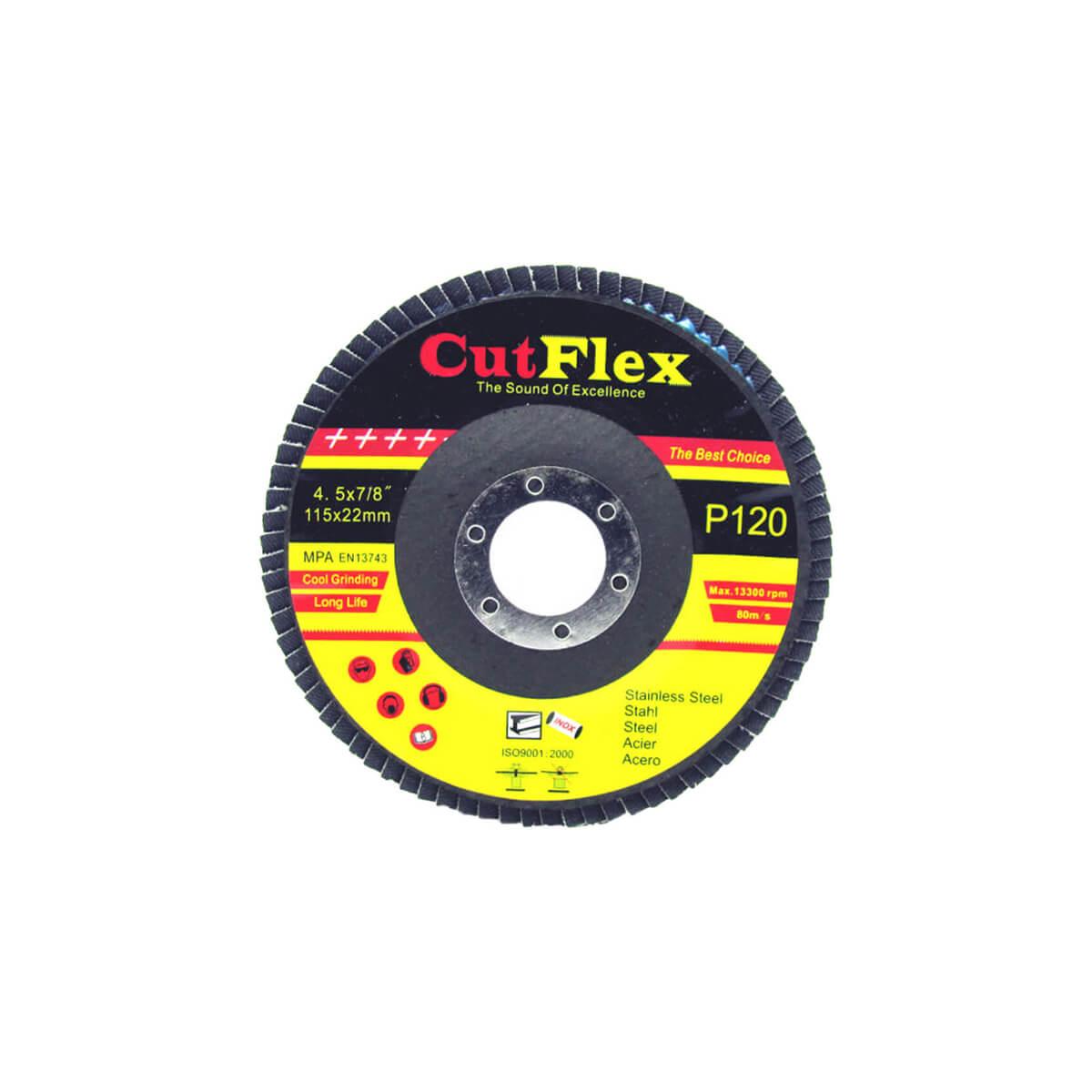صفحه آهن بر Cutflex